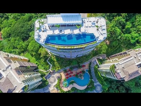 Hotel Mousai Puerto Vallarta Adult Only Resort 2018 4k Youtube