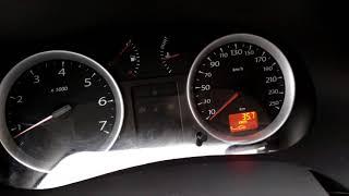 расход бензина renault symbol II, АИ-95 к5, рено симбол 2, 2008 год,98 лс,1.4