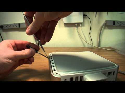 How To Fix An Apple Mac Mini Disassembly. Take Apart, Fast Painless.