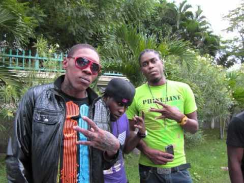 Vybz Kartel Ft Popcaan - Dancehall Hero pt 2 (FULL) FEB 2011 {Notnice_Adidjahiem Rec}