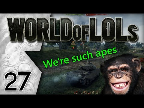 World of Tanks │ World of LoLs - Episode...