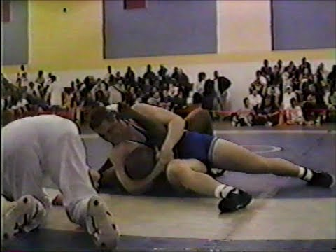 Amateur grappling video clips
