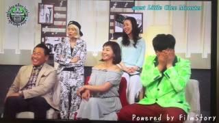 TOKYO MX インドカレー屋さんのマネ 一発ギャグ.