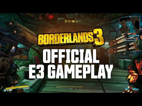 Borderlands 3 hands-on and interview – 'I love working on