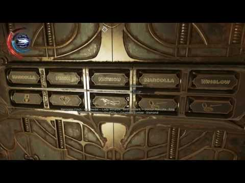 Dishonored 2 - Jindosh Lock Combo
