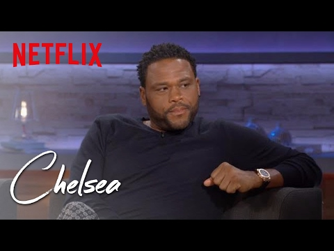 Anthony Anderson Responds to Trump's blackish Tweet  Chelsea  Netflix