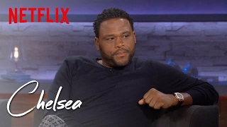 Anthony Anderson Responds to Trump's black-ish Tweet | Chelsea | Netflix
