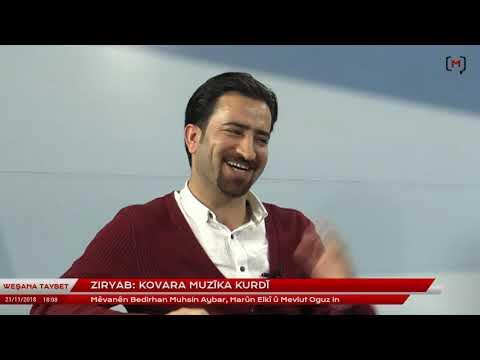 Ziryab: Kovara Muzîka Kurdî - Hevpeyvîn bi Harûn Elkî û Mevlut Oguz