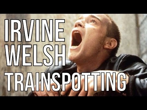 TRAINSPOTTING - Irvine Welsh on Danny Boyle & Ewan McGregor
