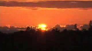 San Diego Sunset Timelapse Thumbnail