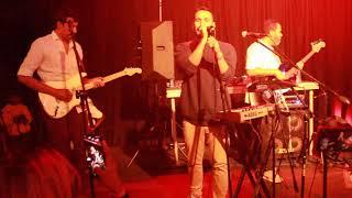 340ml performs hit song 'Midnight' at 1 Fox Precinct, Johannesburg.