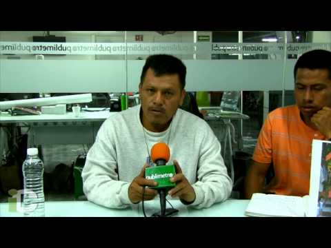 Entrevista Ayotzinapa: Padres de familia hablan con Publimetro