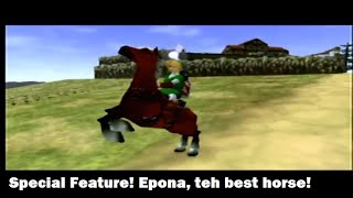 The Legend of Zelda: Ocarina of Time p.6: The Hookshot (and some sidequests, lol)