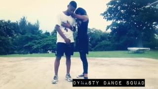 Patoranking ft sarkodie no kissing baby dance choreography (dynasty dance squad) abuja Nigeria