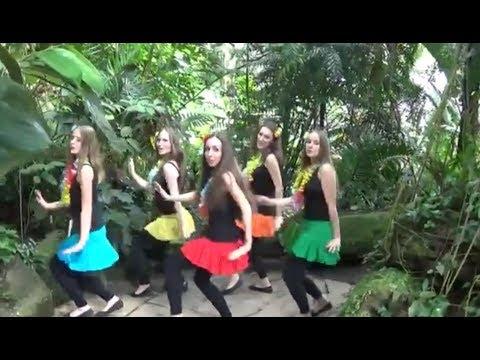 Musica e Danza - Trepa no coqueiro (Cesta kolem světa)