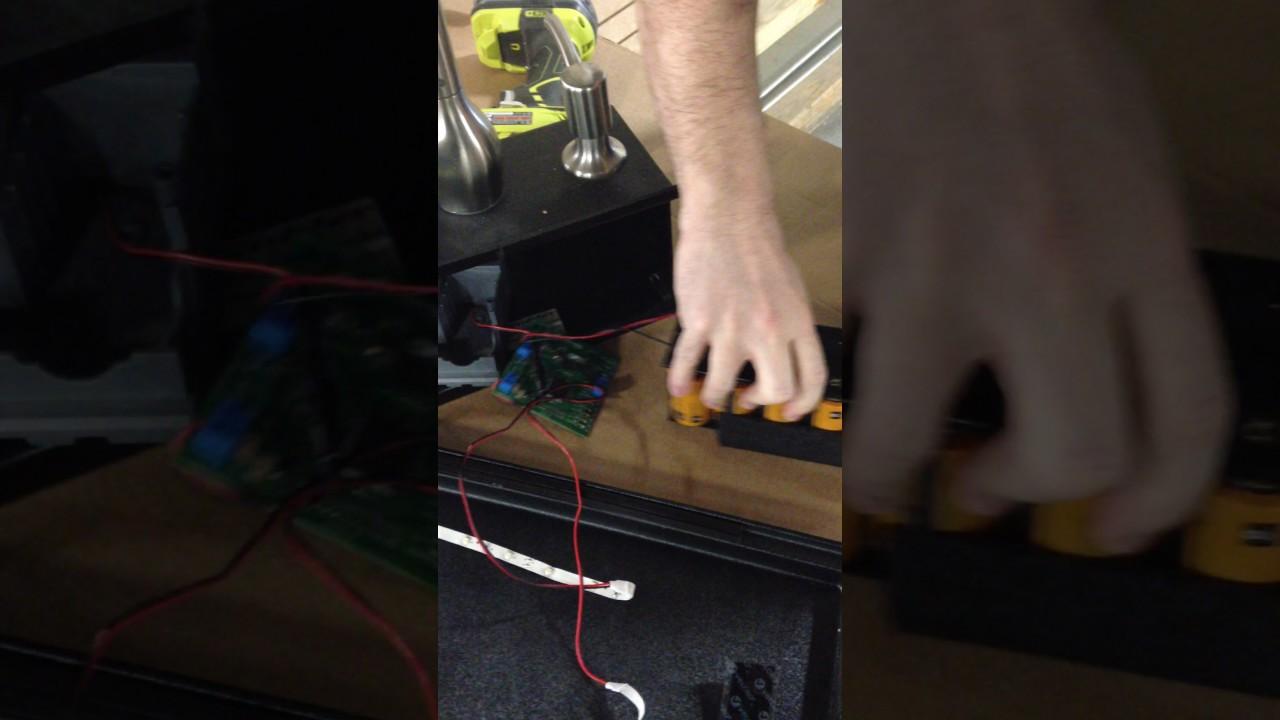 Kohler Barossa Battery Update Instructions Youtube