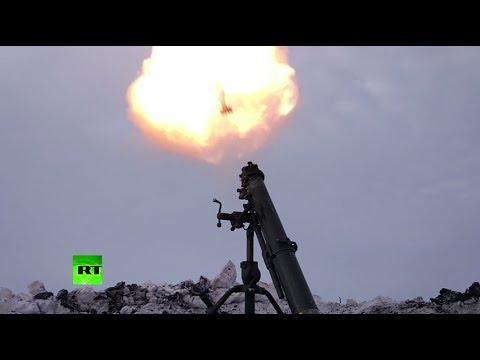 Точность — вежливость артиллерии: в Воронежской области определили лучших миномётчиков