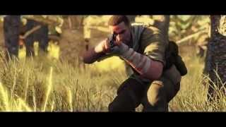 Sniper Elite 3 видео трейлер HD