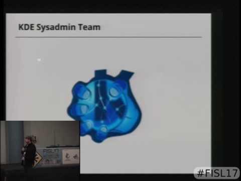 Contribuindo como Sysadmin no KDE