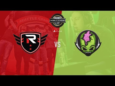 Rise Nation vs Tainted Minds | CWL Pro League | Stage 2 | Week 4 Day 1
