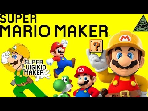 🔴 Super Mario Maker (Casual Player) - yt Buffering again but twich gud (Twitch/Youtube)