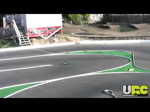 Tamiya TA05 With Traxxas Rally Ken Block Tires