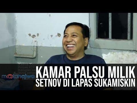 Mata Najwa Part 2 - Pura-Pura Penjara: Kamar Palsu Milik Setnov Di Lapas Sukamiskin