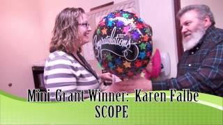 SCOPE Mehlville Oakville Foundation Mini Grant Prize Patrol Karen Falbe Thumbnail