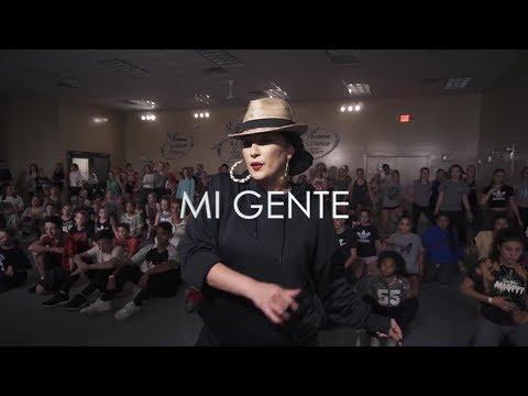 """MI GENTE"" - J Balvin Dance | Tricia Miranda Choreography - Xtreme Dance Force"