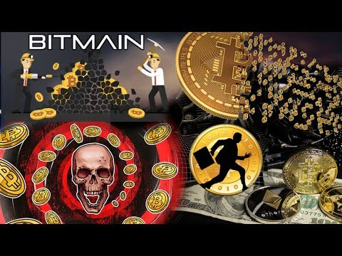 """Bitcoin """"Death Spiral"""" Impossible?!? ⚠️ $5M Lawsuit: BITMAIN Unauthorized Mining 