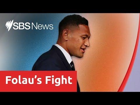 Israel Folau raises $1 Million for legal fight