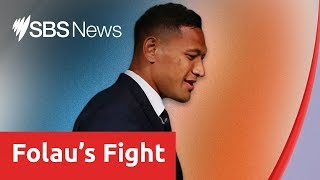 Israel Folau raises $1 Million for legal fight