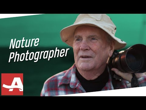 He Quit His Job To Become A Photographer