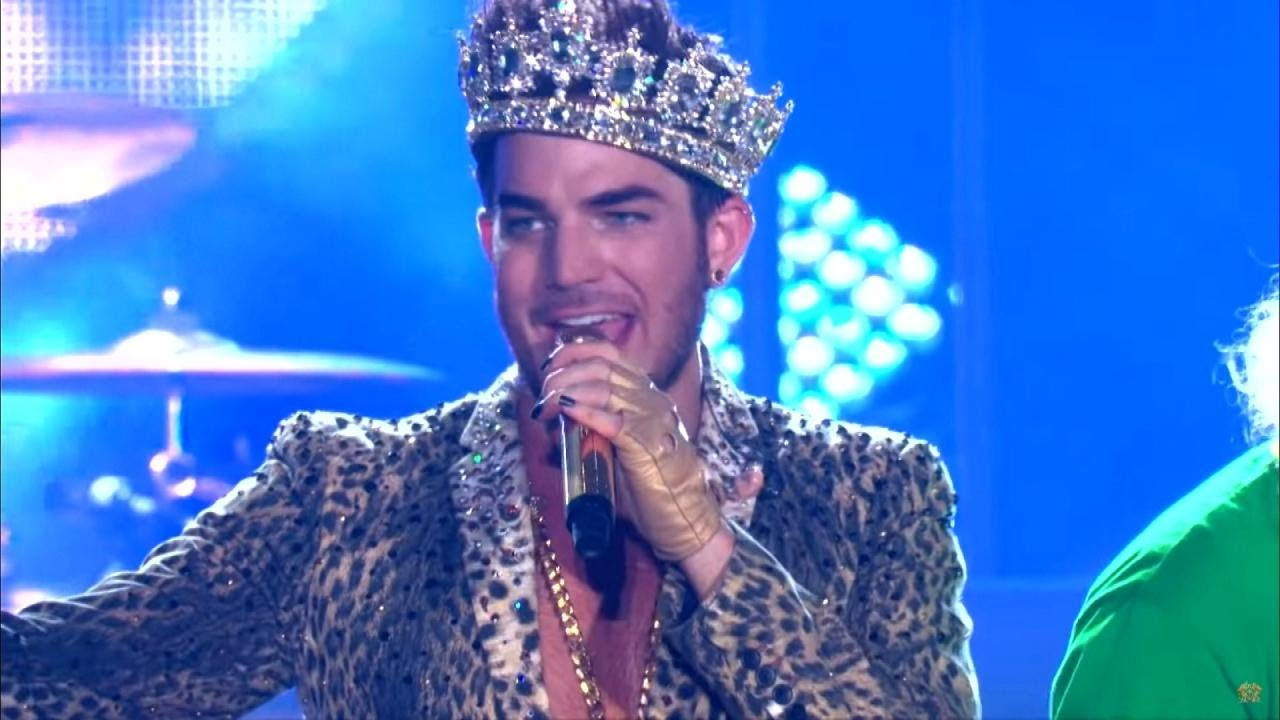 Oscar Opening Rocks Hollywood With Adam Lambert-Fronted Queen