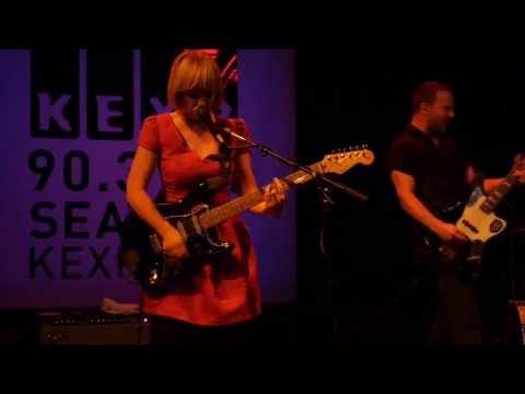 The Joy Formidable - Full Performance (Live on KEXP)