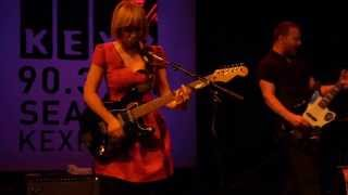 The Joy Formidable - Full Performance (Live on KEXP)