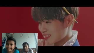 Download Lagu Wanna One (워너원)  REACTION M/V ( I.P.U )I SPESICIAL THEME TRACK Mp3