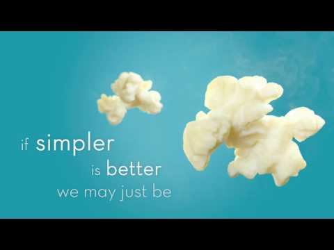 JOLLY TIME Simply Popped :15 Spot | Delicious Natural Microwave Popcorn