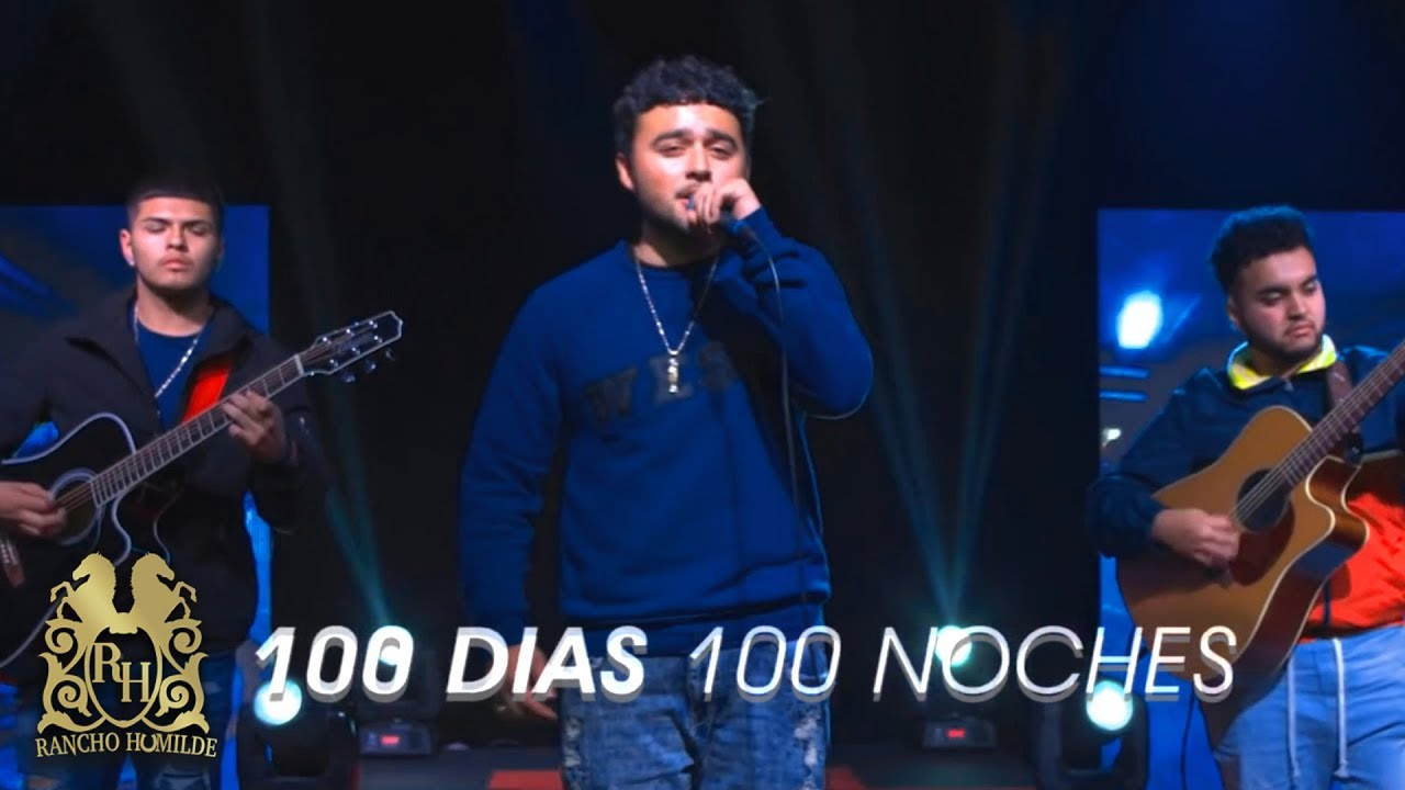 Lumar Perez – 100 Dias 100 Noches (En Vivo)