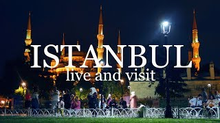 Istanbul Sightseeing 4K