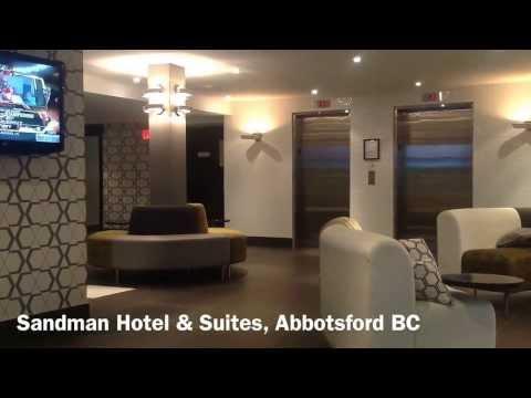 Sandman Hotel & Suites, Abbotsford BC