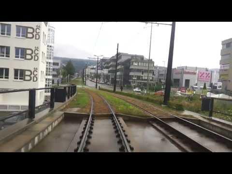 VBZ/VBG Zürich - Linie 12 [Bhf. Stettbach - Zürich Flughafen ✈]