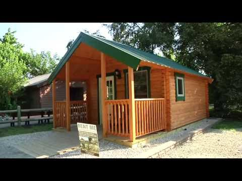 New Partnership Will Bring Cabins To Ohio State Parks
