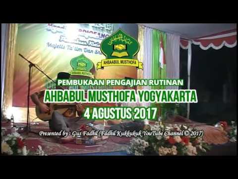 QOMARUN SIDNAN NABI - Gambusan GUS WAHID Feat ABOUD ALBERT AGHA (Audio HQ)