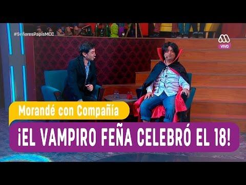 El vampiro Feña celebró el 18 - Morandé con Compañía 2016