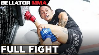 Full Fight   Ilima-Lei MacFarlane vs. Valerie Letourneau - Bellator 213