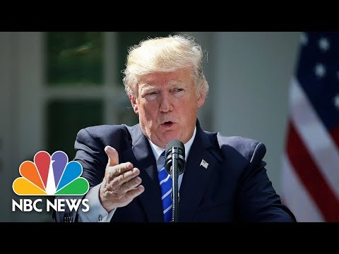 President Donald Trump, Greek PM Alexis Tsipras Hold White House Press Conference | NBC News