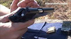 Pistola Imbel M1911A1 em .45 ACP