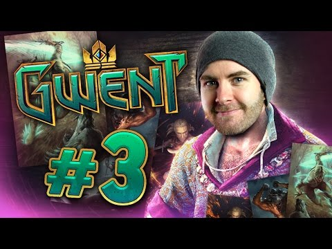 GWENT with Sjin #3 - What's In Your Larder?