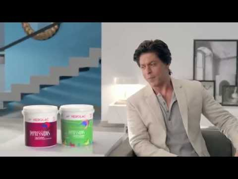 Nerolac Impressions HD TVC – High Definition Interior Paints